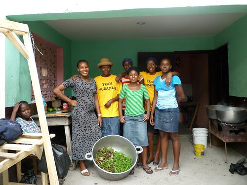 Team Noramise, Limbé, Haiti