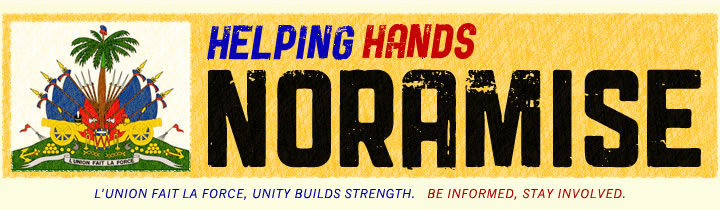 Helping Hands Noramise