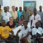 Aquaculture workshop in Leogane, Haiti - Image 10
