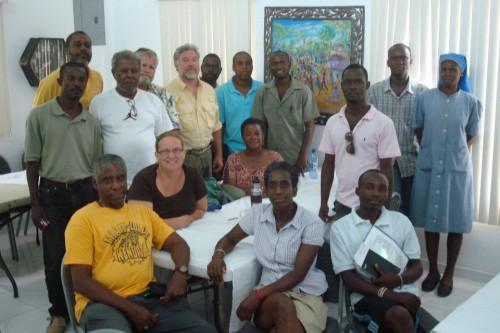 Aquaculture workshop in Leogane, Haiti - Image 10