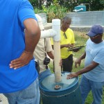 Aquaculture workshop in Leogane, Haiti - Image 4