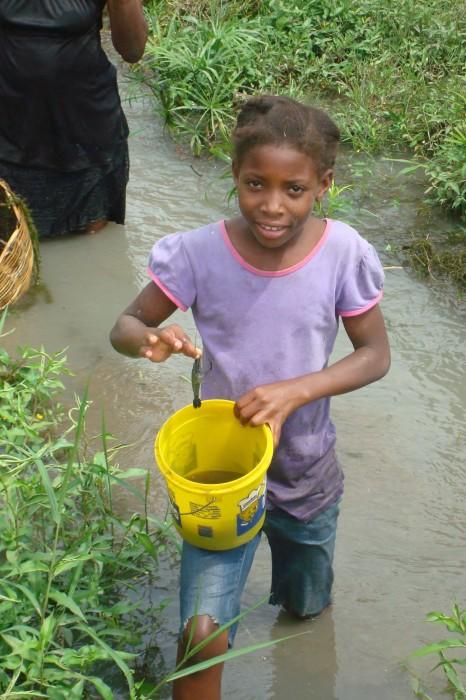 Aquaculture workshop in Leogane, Haiti - Image 5